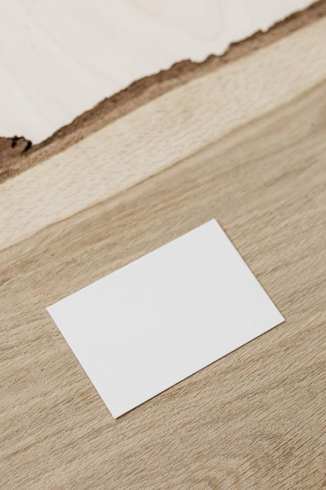 Vcards diseño web